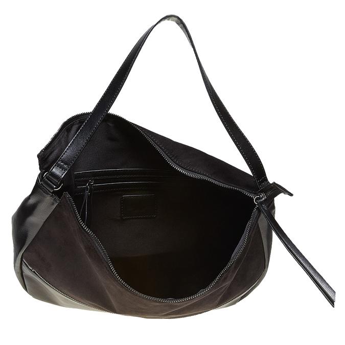 Dámská černá kabelka bata, černá, 969-6460 - 15