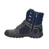 Dětská zimní obuv mini-b, modrá, 411-9602 - 26