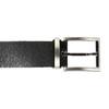 Kožený pánský opasek bata, černá, 954-6129 - 26