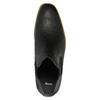 Pánské černé Chelsea Boots bata, černá, 891-6601 - 19