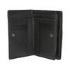 Kožená dámská peněženka bata, černá, 944-6163 - 15