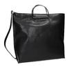 Dámská kabelka s kovovými uchy bata, černá, 961-6789 - 13
