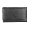 Dámská kožená peněženka bata, černá, 944-6168 - 26