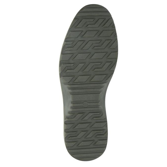 Kožená kotníčková zimní obuv bata, černá, 894-6659 - 26