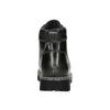 Kožená dámská zimní obuv weinbrenner, zelená, 596-7634 - 17