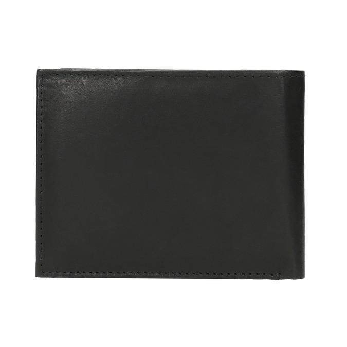 Pánská kožená peněženka bata, černá, 944-6171 - 19
