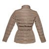 Dámská bunda se sponou bata, hnědá, 979-8640 - 26