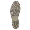 Kožená obuv ke kotníkům bata, šedá, 894-2643 - 19