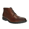 Kožená pánská obuv ke kotníkům bata, hnědá, 894-4671 - 13