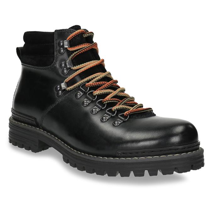54b7e8b3604 Baťa Pánská kožená zimní obuv