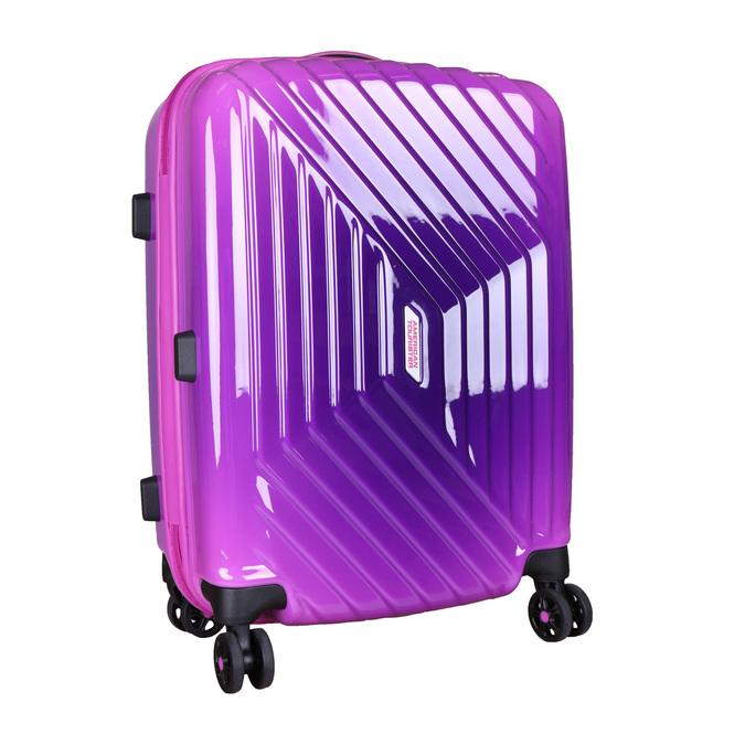 Skořepinový kufr na kolečkách american-tourister, fialová, 960-5110 - 13