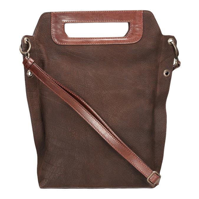 Crossbody taška elega, hnědá, 964-4211 - 26