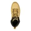 Kožená pánská kotníková obuv nike, hnědá, 806-8435 - 19