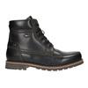 Pánská zimní obuv bata, černá, 896-6640 - 26