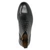 Kožená kotníčková obuv vagabond, černá, 894-6001 - 26