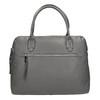 Šedá kožená kabelka gabor-bags, šedá, 964-2001 - 26