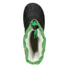 Dětské sněhule se zateplením mini-b, zelená, 392-7200 - 19