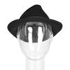 Černý klobouk bata, černá, 909-6263 - 16