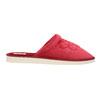 Domácí dámská obuv bata, červená, 579-5611 - 15