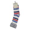 Teplé dětské ponožky bata, šedá, 919-2422 - 13