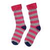 Teplé dětské ponožky bata, růžová, 919-5429 - 26