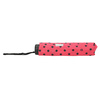 Skládací deštník s puntíky bata, růžová, 909-5601 - 16