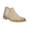 Kožené Chelsea Boots bata, béžová, 594-8432 - 13