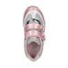 Dětské tenisky na suché zipy mini-b, růžová, 221-5603 - 19