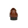 Hnědé kožené polobotky conhpol, hnědá, 824-3855 - 17