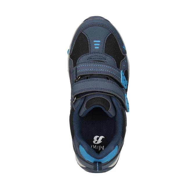 Dětské sportovní tenisky mini-b, modrá, 411-9605 - 19