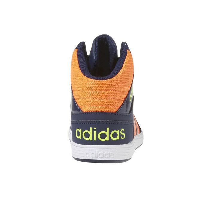 Dětské kotníčkové tenisky adidas, modrá, 401-9253 - 17