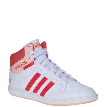 Dívčí kotníčkové tenisky adidas, bílá, 401-5253 - 13