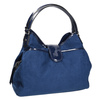 Modrá dámská kabelka bata, modrá, 969-9280 - 13