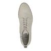 Kotníčková dámská obuv bata, šedá, 593-1602 - 19