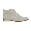 Kotníčková dámská obuv bata, šedá, 593-1602 - 15