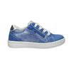 Dětské kožené tenisky mini-b, modrá, 226-9600 - 15