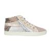 Dámské kožené tenisky bata, růžová, 526-5614 - 15