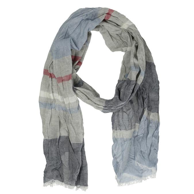 Pruhovaný šátek fraas, modrá, 929-9065 - 13