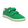 Dětské kožené tenisky zelené richter, zelená, 313-7015 - 13
