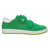 Dětské kožené tenisky zelené richter, zelená, 313-7015 - 15