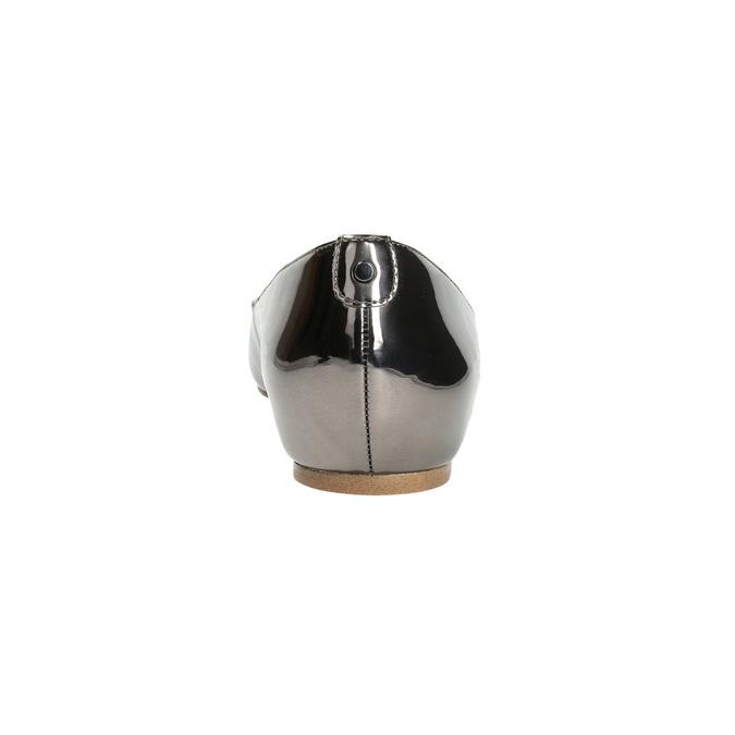 Stříbrné baleríny do špičky bata, stříbrná, 521-1603 - 17