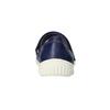 Baleríny s páskem přes nárt mini-b, modrá, 329-9605 - 17