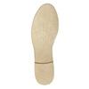Dámská kožená Slip-on obuv bata, hnědá, 516-2602 - 26