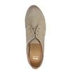 Kožené dámské polobotky bata, šedá, 526-2619 - 19