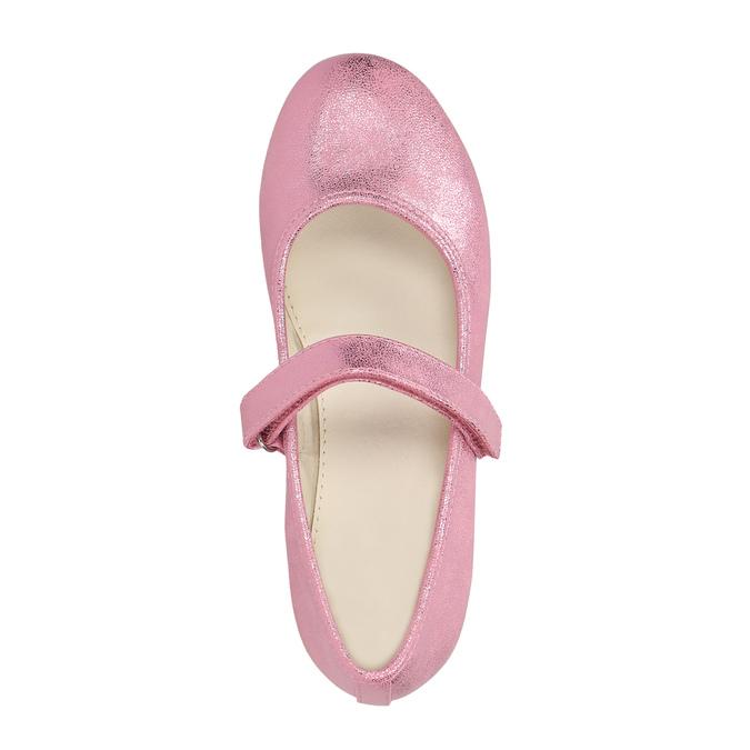 Růžové dětské baleríny mini-b, růžová, 321-5247 - 19