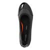 Kožené baleríny s klínovým podpatkem rockport, černá, 524-6120 - 17