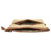 Pletená Crossbody v naturálním designu gabor-bags, béžová, 961-8072 - 15