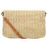 Pletená Crossbody v naturálním designu gabor-bags, béžová, 961-8072 - 19