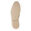 Ležérní kožené polobotky bata, hnědá, 823-3602 - 26