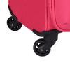 Růžový kufr na kolečkách american-tourister, růžová, 969-5173 - 19